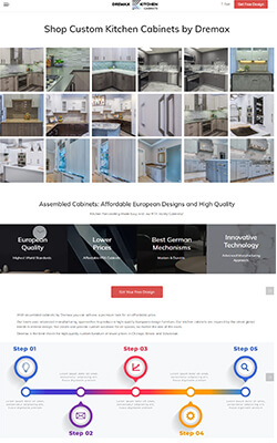 Dremax Kitchen Cabinets